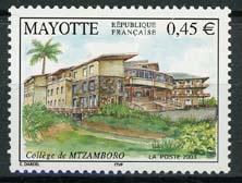 Mayotte, michel 145, xx