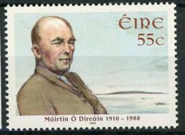 Ierland, michel 1931, xx