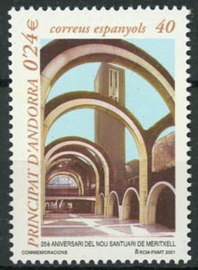 Andorra Sp., michel 282, xx