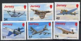 Jersey, michel 1304/09, xx