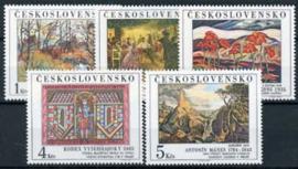 Tsjechoslowakije, michel 2789/93, xx