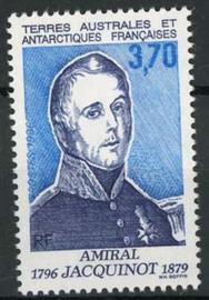 Antarctica Fr., michel 346, xx