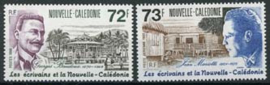 N.Caledonie , michel 835/36, xx
