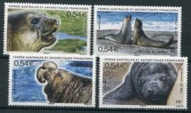 Antarctica Fr., michel 660/63, xx