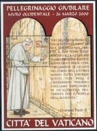 Vaticaan, michel blok 22, xx