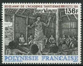Polynesie, michel 658, xx
