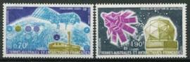 Antarctica Fr., michel 128/29, xx