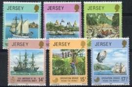 Jersey, michel 228/33, xx