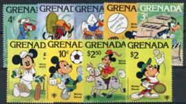 Grenada, michel 991/99, xx