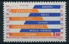 Andorra Fr., michel 354, xx