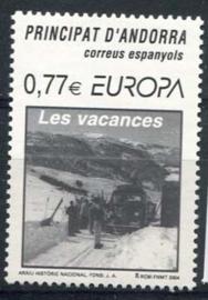 Andorra Sp., michel 312, xx