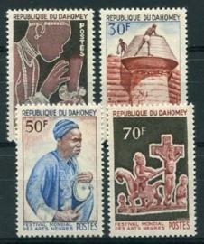 Dahomey, michel 270/73, xx