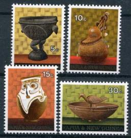 Papua N.Guinea, michel 189/92, xx