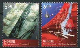 Noorwegen, michel 1552/53, xx
