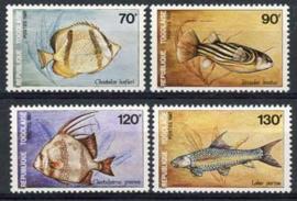 Togo, michel 2028/31, xx