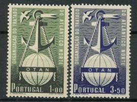 Portugal, michel 778/79, xx