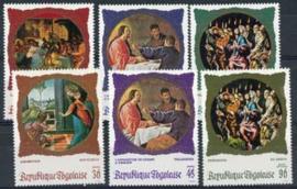 Togo, michel 713/18, xx