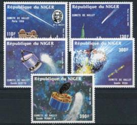 Niger, michel 977/81, xx