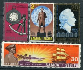 Samoa, michel 222/25, xx
