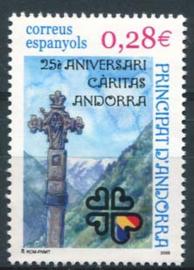 Andorra Sp., michel 326, xx