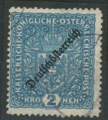 Oostenrijk, michel 243 II , o