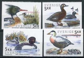 Zweden, michel 1847/50, xx