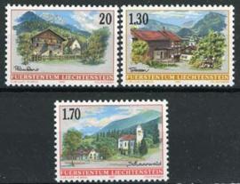 Liechtenstein, michel 1148/50, xx