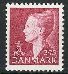 Denemarken, michel 1141, xx