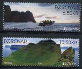 Faroer, michel 753/54, xx