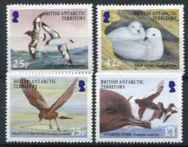 Br.Antarctic Terr., michel 387/90, xx