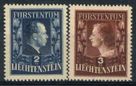 Liechtenstein, michel 304/05, xx