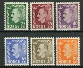 Noorwegen, michel 396/01, xx
