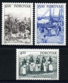 Faroer, michel 285/87, xx