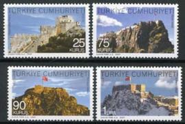 Turkije, michel 3779/82 , xx