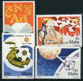 Malta, michel 833/36, xx
