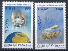 Vaticaan, michel 1372/73, xx