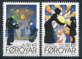 Faroer, michel 736/37, xx