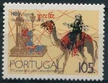 Portugal, michel 1747, xx