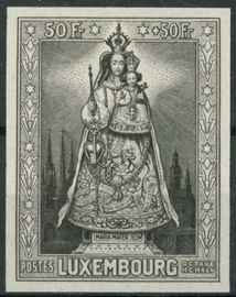 Luxemburg, michel 387, xx