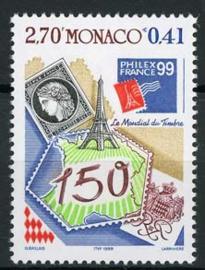 Monaco, michel 2458, xx