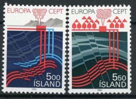 IJsland, michel 598/99, xx