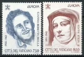 Vaticaan, michel 1179/80, xx