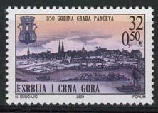 Joegoslavie, michel 3155, xx