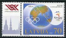 Letland, michel 528 zf , xx