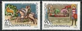 Hongarije, michel 4455/56, xx