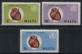 Malta, michel 436/38, xx