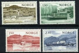 Noorwegen, michel 841/44, xx