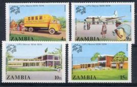 Zambia, michel 133/36, xx