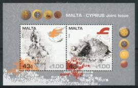 Malta, michel blok 43, xx