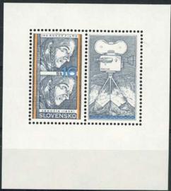 Slowakije, michel blok 6, xx